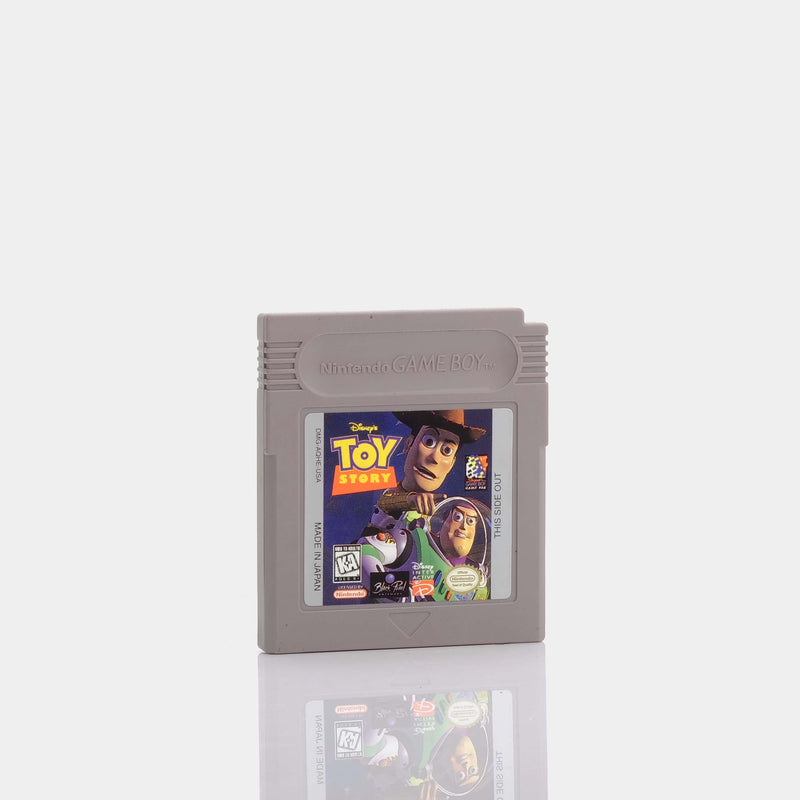 Toy Story (1996) Game Boy Game