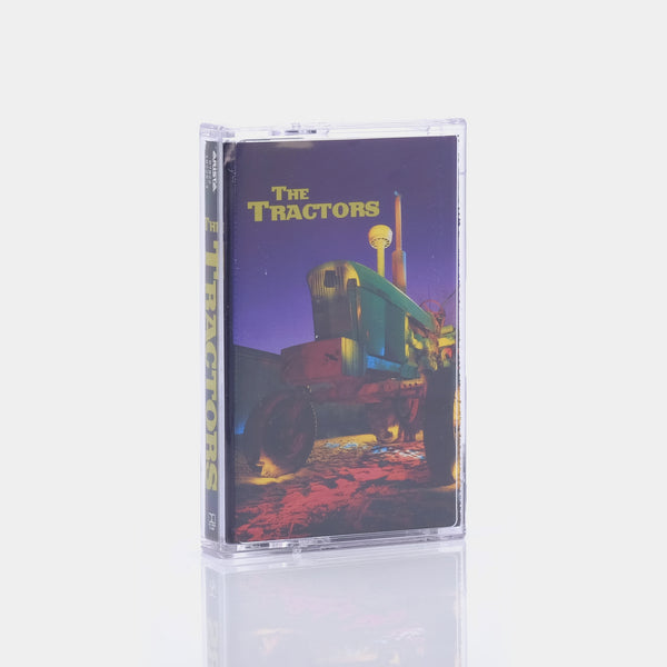 The Tractors - The Tractors (1994) Cassette Tape