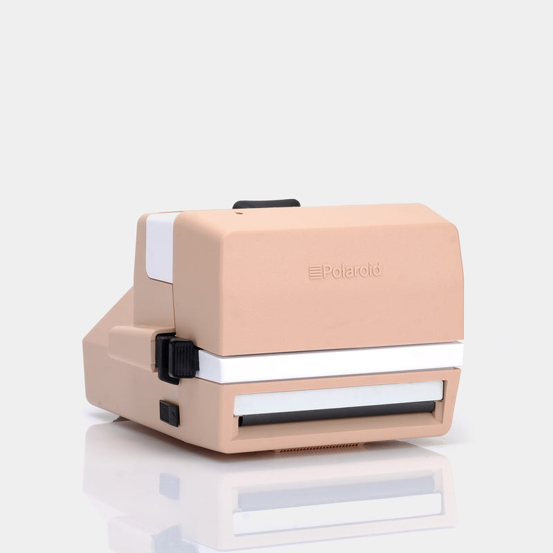 Polaroid 600 Two-Toned Blush Instant Film Camera