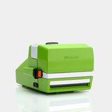 Polaroid Two-Toned Green 600 Camera