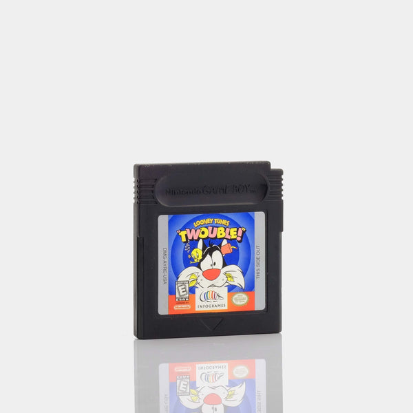 Loony Tunes: Twouble (1998) Game Boy Game