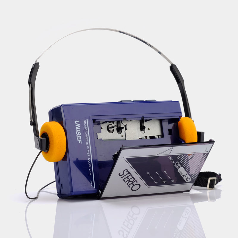 Unisef Z-10 Portable Cassette Player