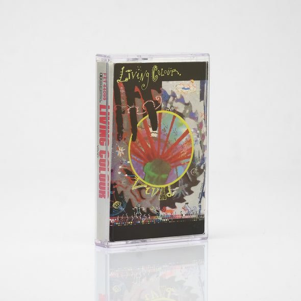 Living Colour - Vivid (1988) Cassette Tape