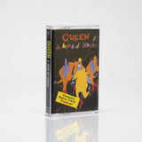 Queen - A Kind Of Magic (1986) Cassette Tape