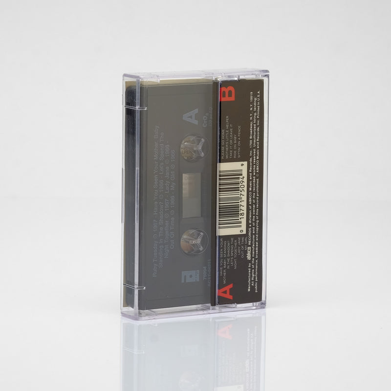 The Rolling Stones - Flowers (1967) Cassette Tape