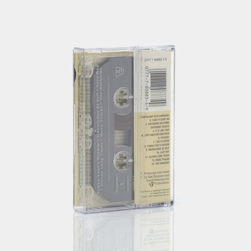 Us3 - Hand On The Torch (1993) Cassette Tape