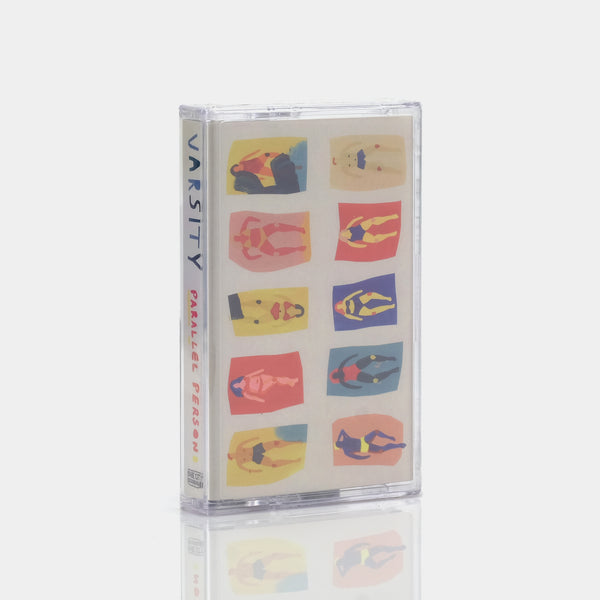 Varsity - Parallel Person (2018) Cassette Tape