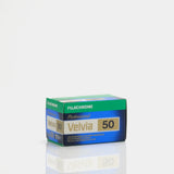 Fujifilm Velvia 50 35mm Color Transparency Film