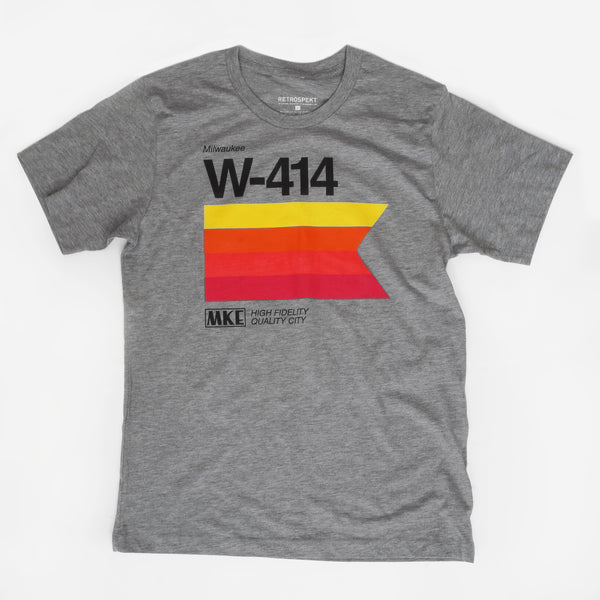 Retrospekt Classic T-Shirt - Milwaukee VHS