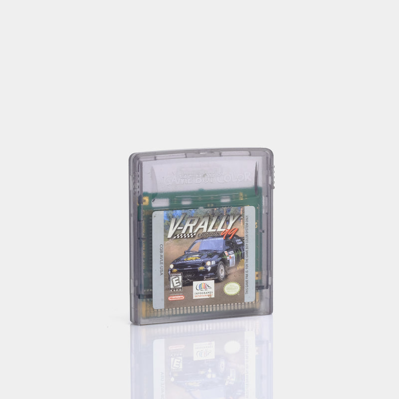 V-Rally Edition 99 (1999) Game Boy Color Game