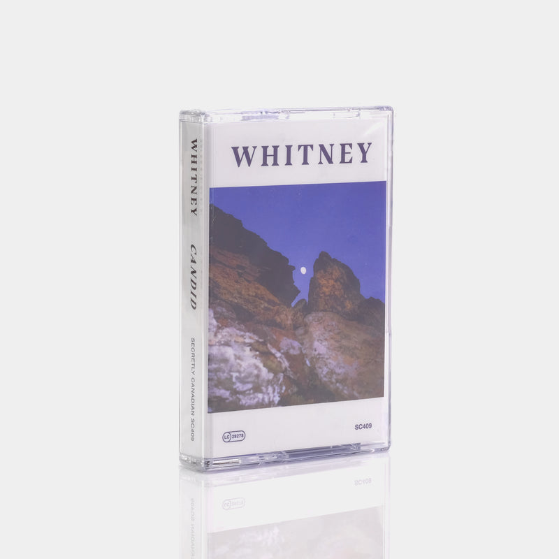 Whitney - Candid (2020) Cassette Tape