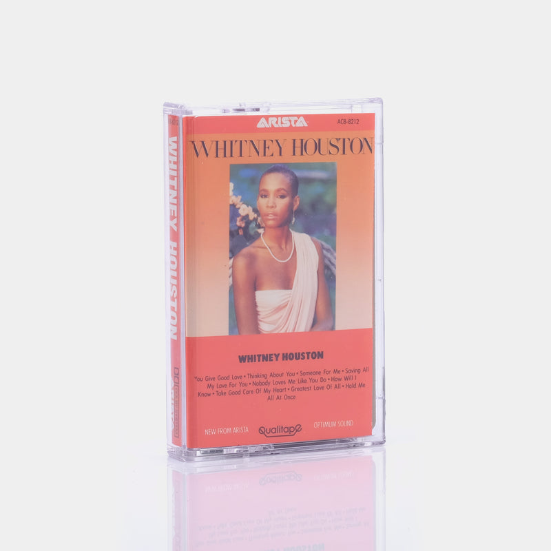 Whitney Houston - Whitney Houston (1985) Cassette Tape