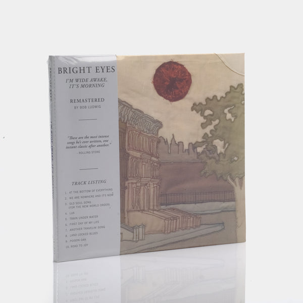 Bright Eyes ‎– I'm Wide Awake, It's Morning (2005) CD