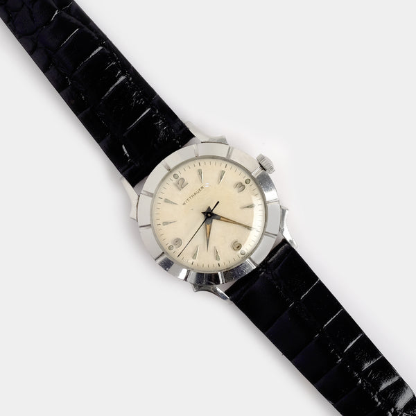 Wittnauer Time-Only Manual-Wind ref. 2065-SW Watch Circa 1950s