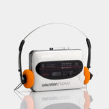 Sony Walkman WM-F38/F68 AM/FM Portable Cassette Player