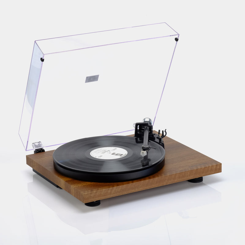 Crosley C6 Walnut Turntable