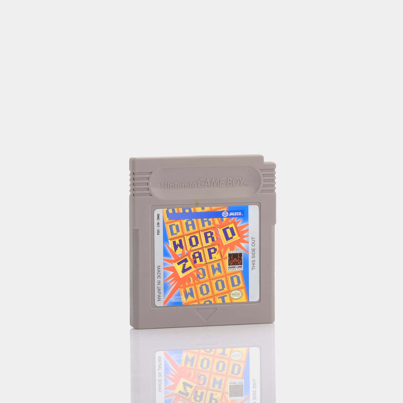 Word Zap (1992) Game Boy Game