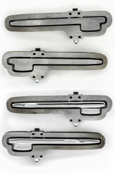 Square Style Door Handles By Kindig It Design ...