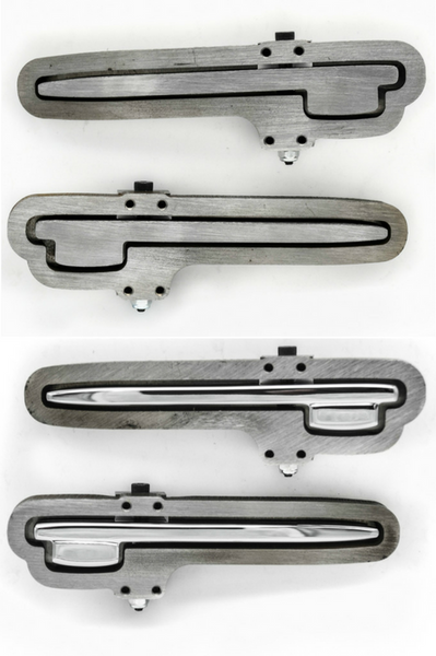 Square Style Door Handles by Kindig-it Design
