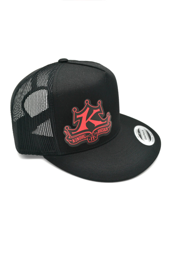 Stay Bitchin' Trucker Hat - Black