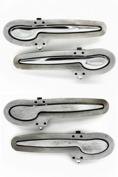 "Classic ""Spoon"" Style Door Handles by Kindig-it Design"