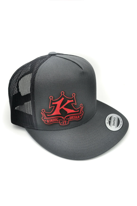 Stay Bitchin' Trucker Hat - Gray