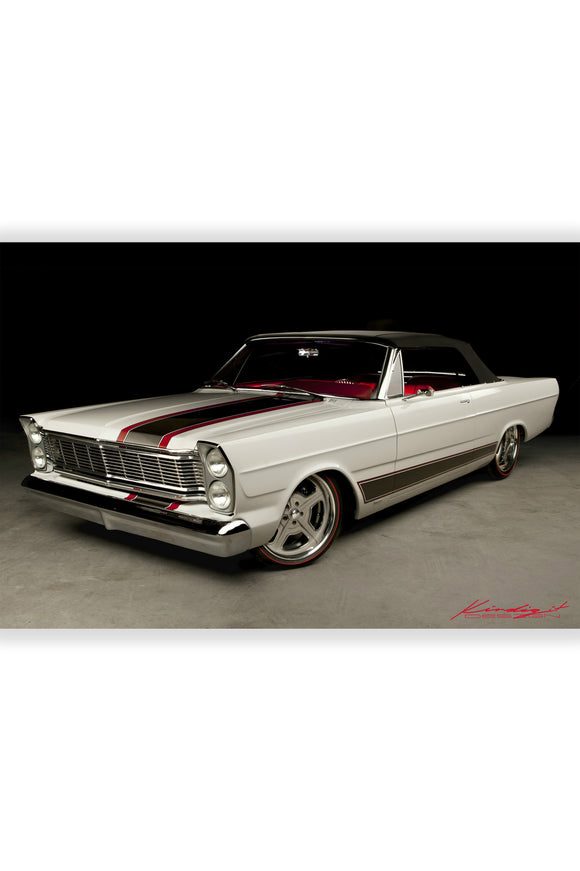 65 Galaxie Poster