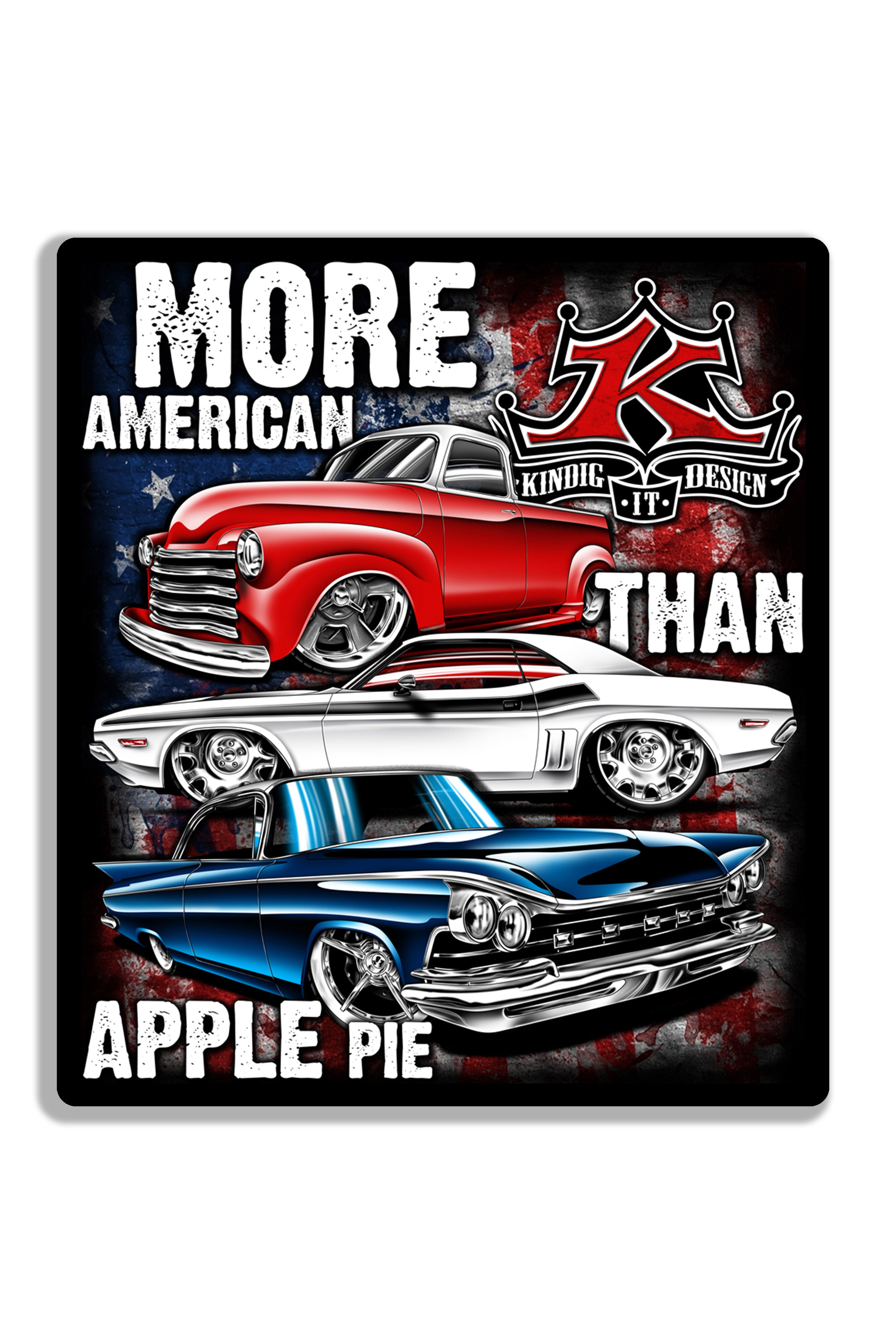 Sticker - Apple Pie