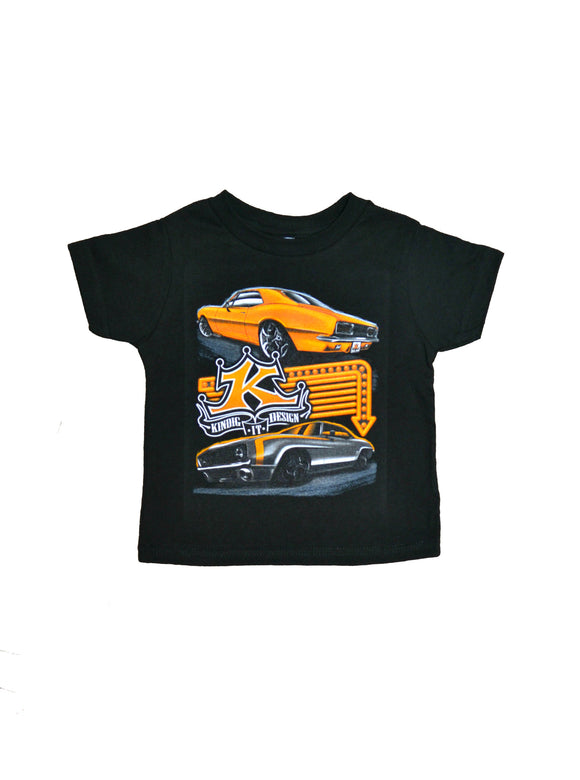 Toddler Camaro T-Shirt
