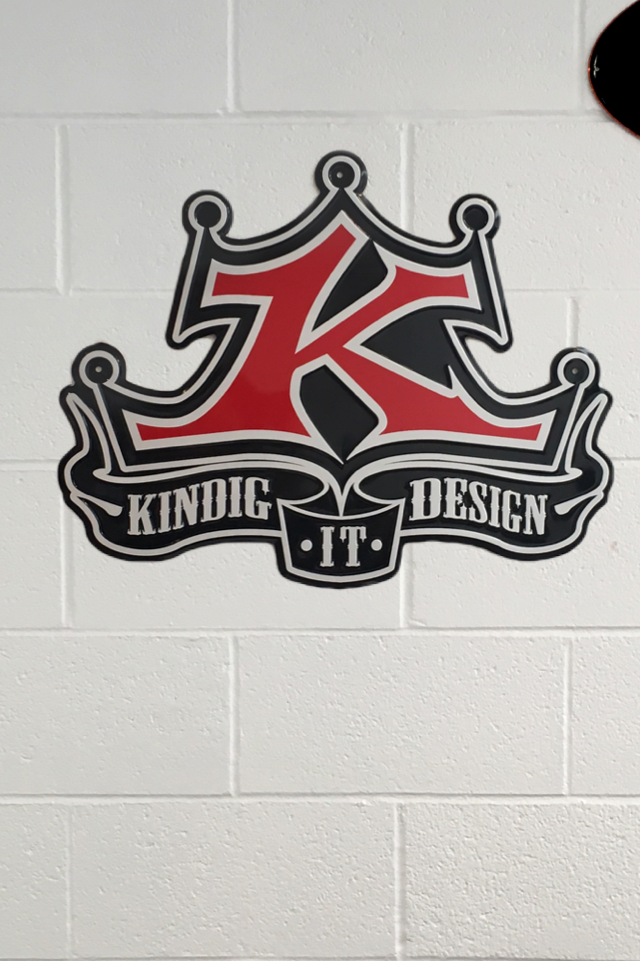 Kindig-it Aluminum Signs