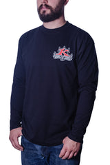 Men's Classic Logo Long Sleeve Shirt