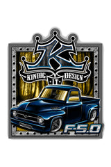 Sticker - Ford 5.0