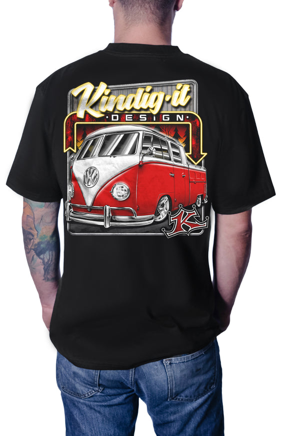 Men's VW Double Cab T-Shirt