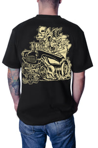 Men's Hot Rod Corvette T-Shirt