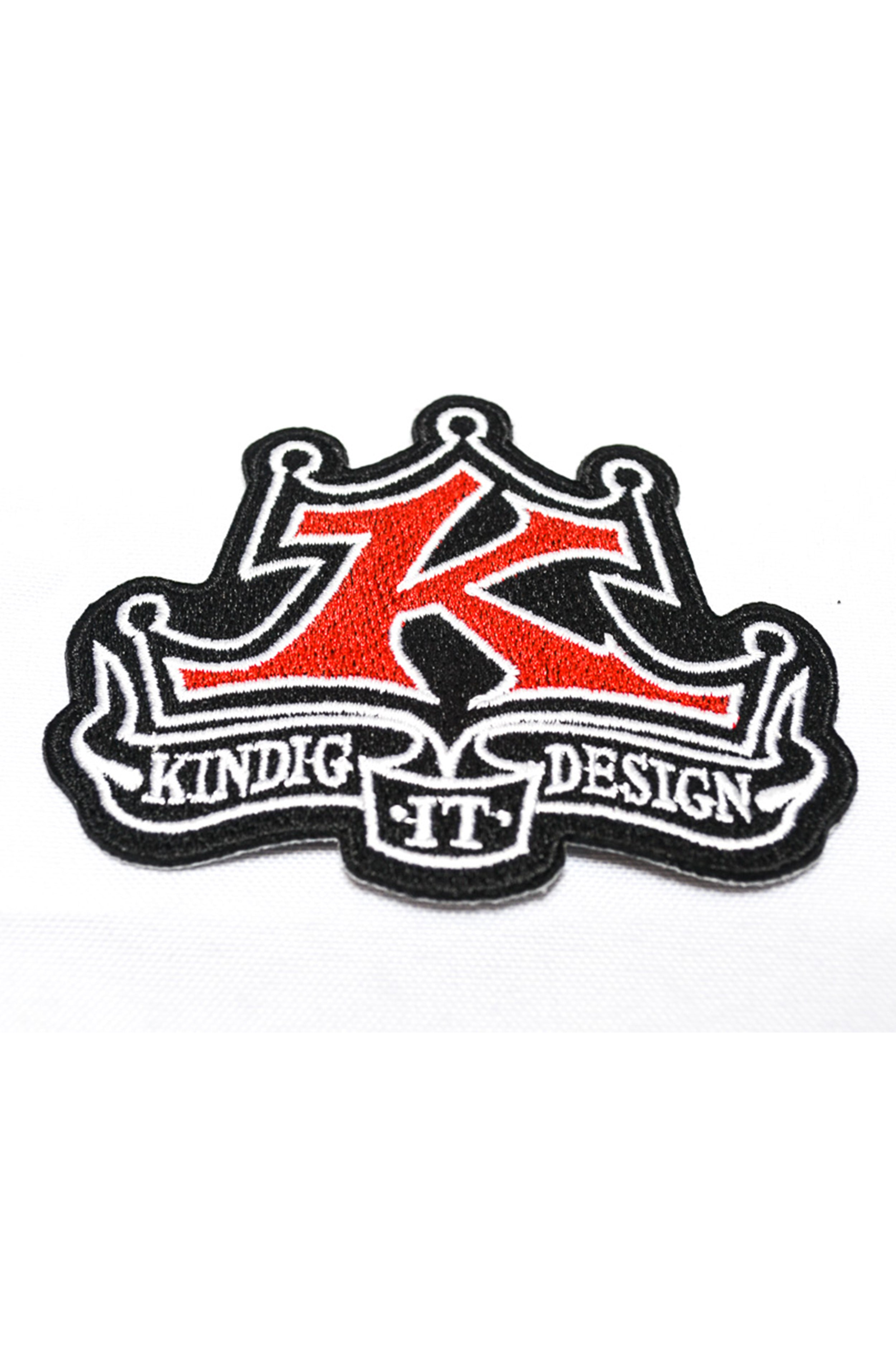Classic Logo Embroidered Patch