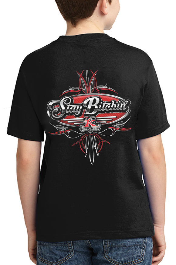 Youth Stay Bitchin' T-Shirt