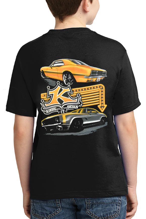 Youth Camaro T-Shirt
