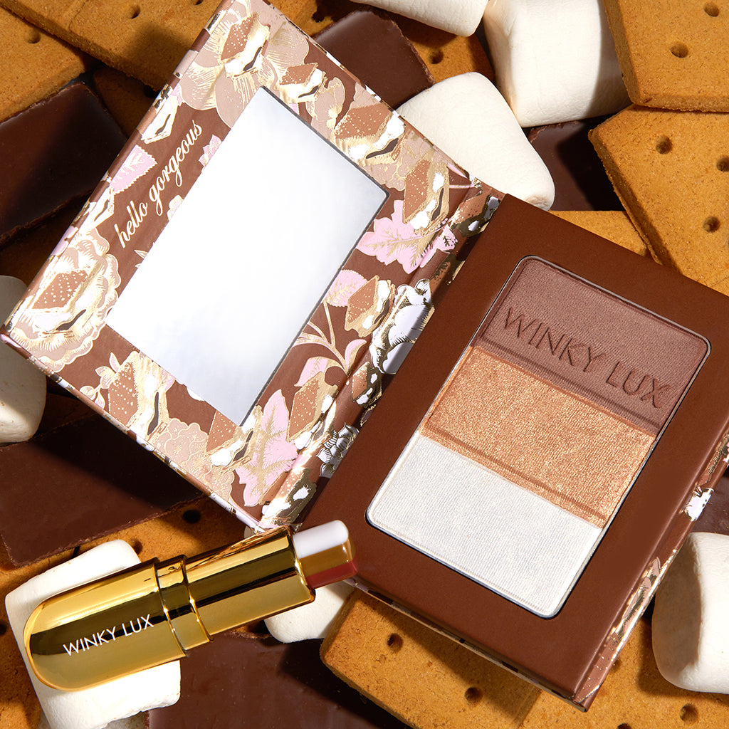 Winky Lux S'mores Collection