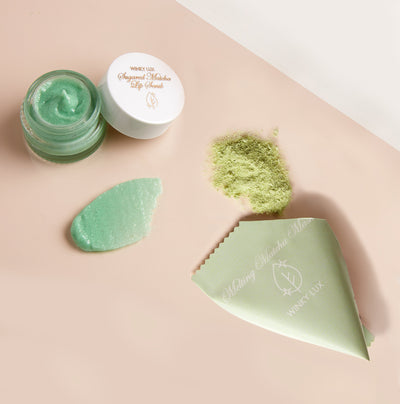 Winky Lux Face Mask Melting Matcha Face Mask