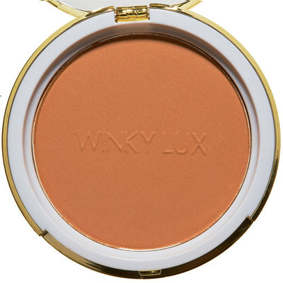 Winky Lux Foundation Deep Diamond Powder Foundation