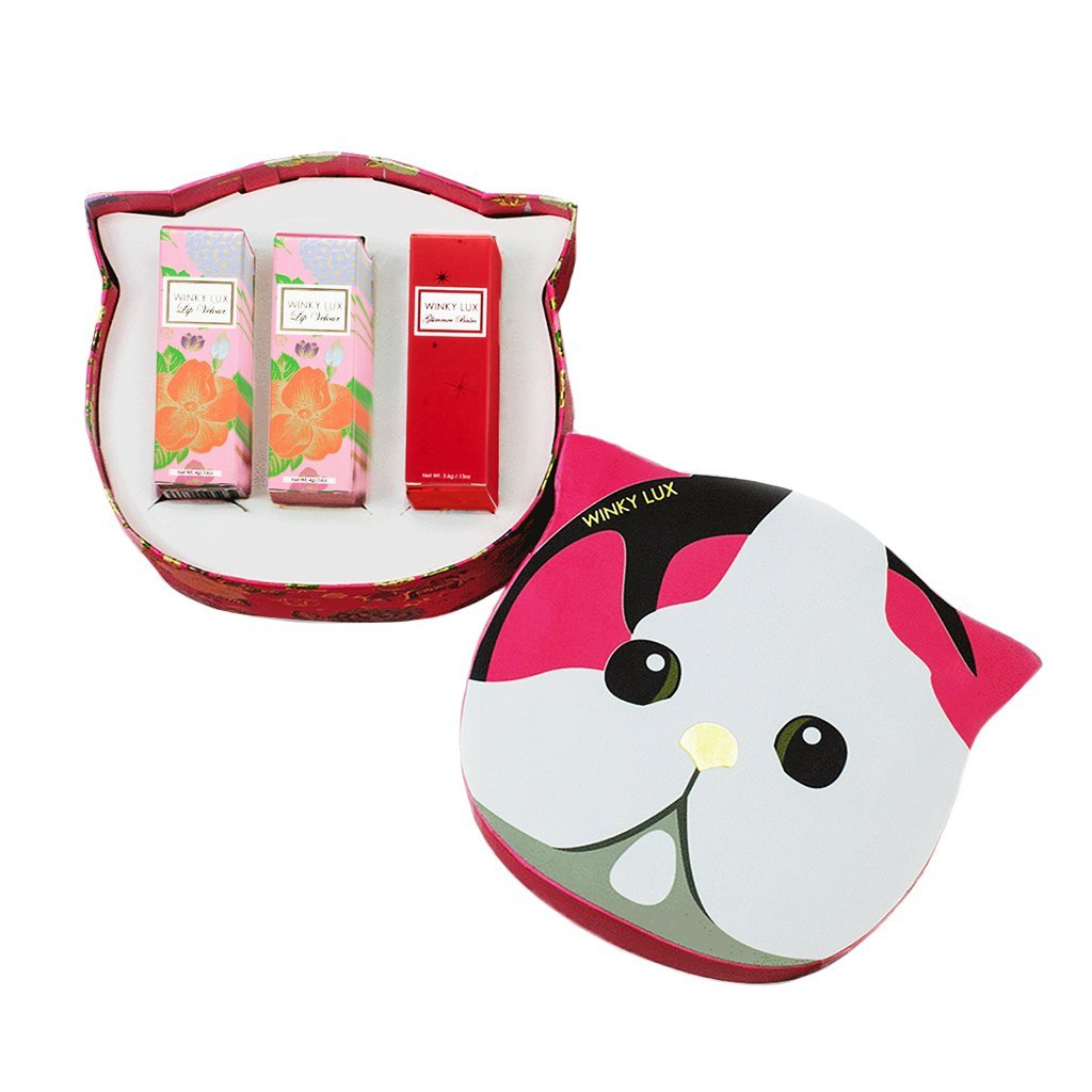 Winky Lux Gift Set Kitty Box