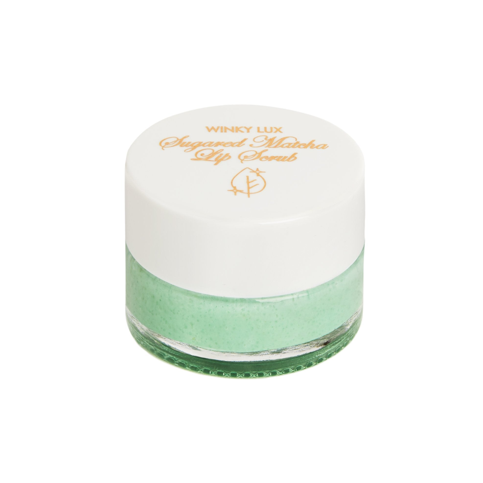 Sugared Matcha Lip Scrub