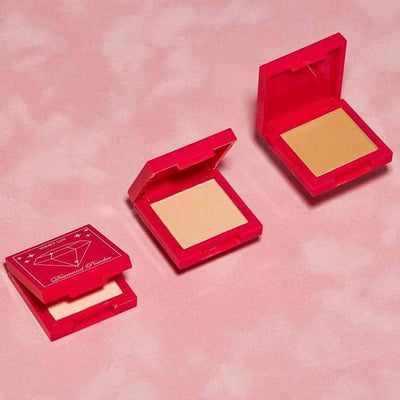 Winky Lux Sample Diamond Mini Powder- Light
