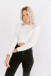CATALINA CROP SWEATER