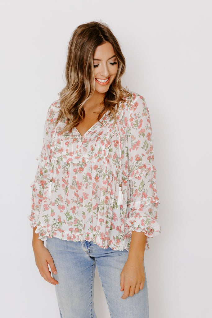 STRAWBERRY FIELDS TOP