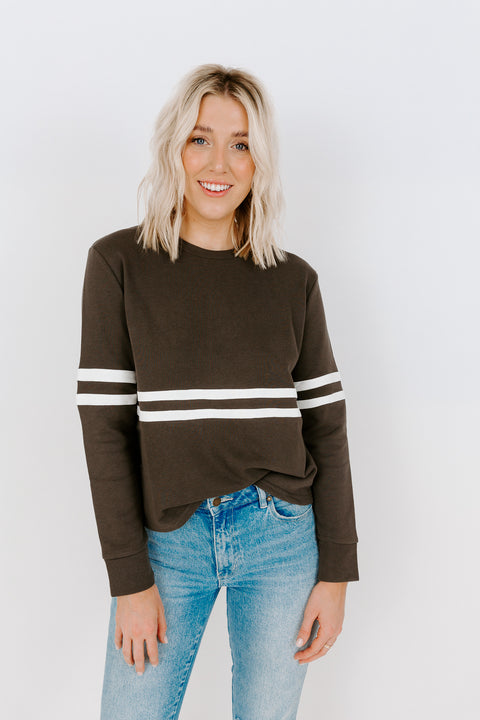 ISLA SWEATSHIRT TOP