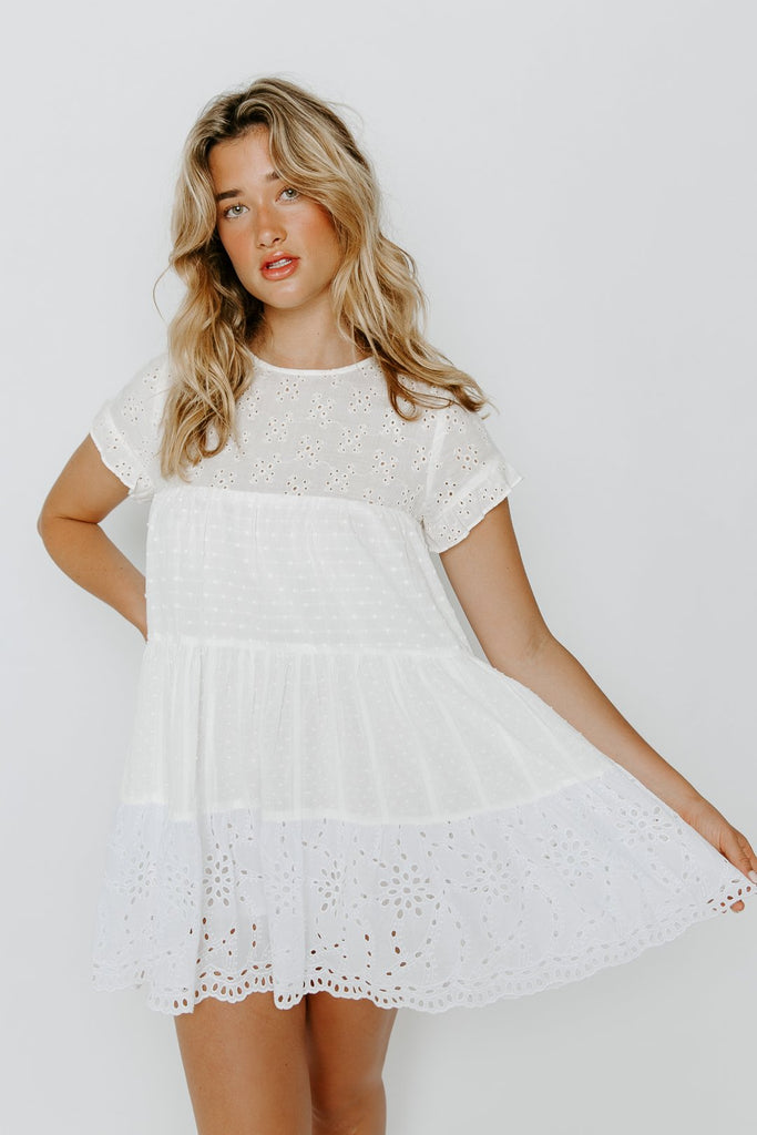 KIP BABYDOLL DRESS