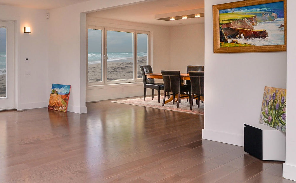 Beach House Hardwood Flooring by Gaylord Flooring