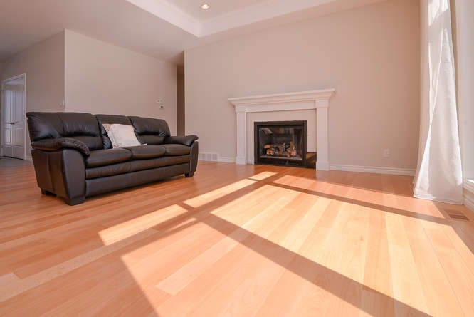 quartersawn hardwood flooring