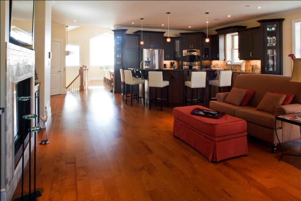 Birdseye Maple by Gaylord Hardwood Flooring